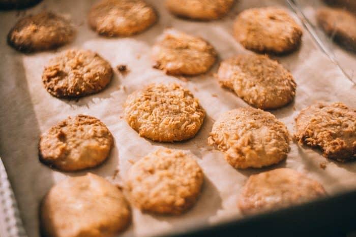 kurkuma kekse
