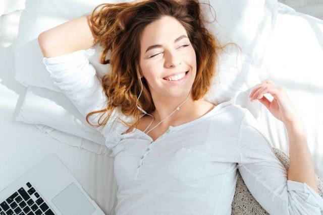 besser schlafen gewichtsabnahme