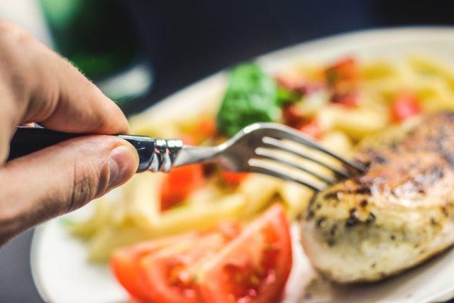 weniger essen zum abnehmen