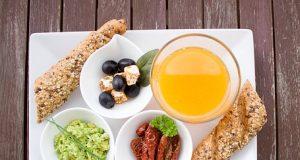 Fruehstueck gesund