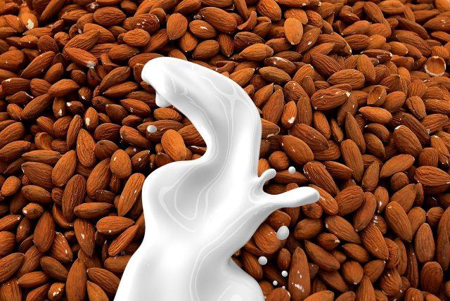 Mandelmilch gesund